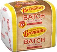 Image for Brennans Batch Traditional White Loaf 800 g