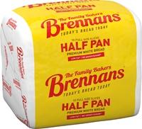 Image for Brennans White Half Pan 400 g