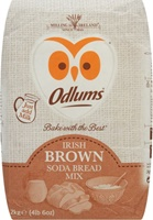 Image for Odlums Brown Bread Mix 2 kg