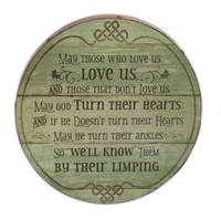 Image for MDF Wall Decor Plaque