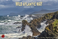 Image for Wild Atlantic Way Calendar 2021