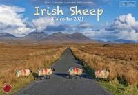 Image for Irish Sheep Calendar 2021