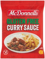 Image for McDonnells Gluten Free Curry Sauce 50 g