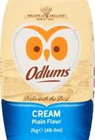 Image for Odlums Cream Flour 2 kg