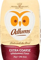 Image for Odlums Extra Coarse Wholemeal Flour 2 kg