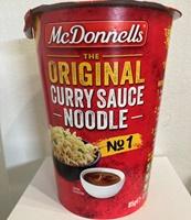 Image for McDonnells Original Curry Noodle Pot 85 g