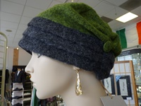 Image for Sheep By The Sea Stylish Hat, Duo/Green