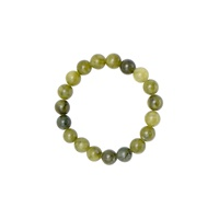 Image for Connemara Marble Round Large Beads Bracelet