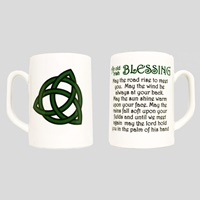 Image for Irish Blessing Mug