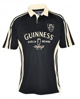 Image for Guinness Dublin Performance Short Sleeve Rugby Jersey