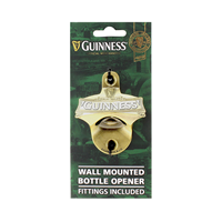 Image for Guinness Ireland Wall Mounted Bottle Opener