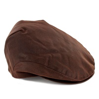 Image for Mucros Weavers Trinity Cap, Wax Brown