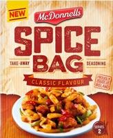 Image for McDonnells Spice Bag Original 40g