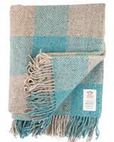 Image for Avoca Handweavers Mohair Tweed Dewdrop Throw