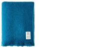 Image for Avoca Handweavers Jade Mohair Throw