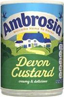 Image for Ambrosia Devon Custard 400g