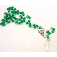 Image for Green Rosary Beads