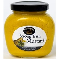 Image for Lakeshore Strong Irish Mustard 220g
