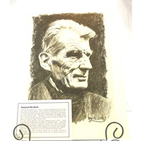 Image for Irish Writer- Samuel Beckett