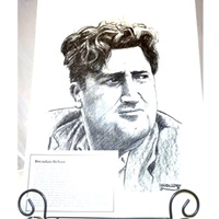 Image for Irish Writer- Brendan Behan