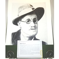 Image for Irish Writer- James Joyce