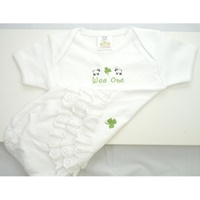 Image for Baby Girl Wee One Onesie