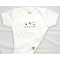 Image for Celtic Design Baby Onesie