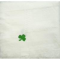 Image for Bridegts of Erin Baby Blanket With Shamrock