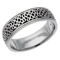 Image for Endless Celtic Wedding Band 7mm