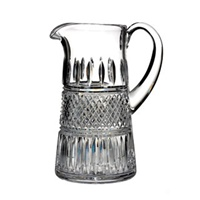 Image for Waterford Irish Lace Crystal Pitcher