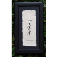"Image for Ogham Wish, ""Love"""