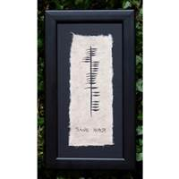 "Image for Ogham Wish, ""Slainte - Health"""