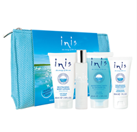 Image for Inis Voyager Set (Body Lotion, Cologne Spray, Bath and Shower Gel, and Hand Cream)