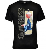 Guiness Black Seal T-Shirt