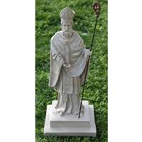 """Image for St. Patrick 8"""" Statue"""