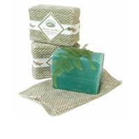 Image for Naturally Irish Sweet Lavandar Linen Wrapped Soap