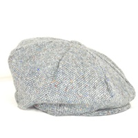 Image for Hanna Eight Piece Blue Cap, Small
