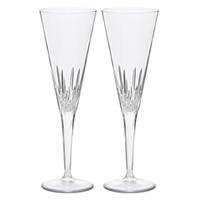 Image for Vera Wang Wedgwood  Duchesse Toasting Flute, Pair