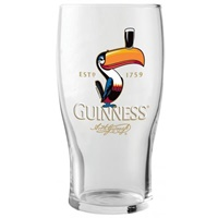 Image for Guinness Toucan Pint Glass