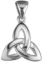 Image for Sterling Silver Trinity Knot