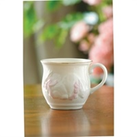 Image for Belleek China Baby Bunny Cup-Girl