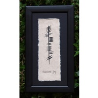 "Image for Ogham Wish, ""Joy"""