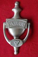 Image for Mullingar Pewter Failte Irish Welcome Door Knocker