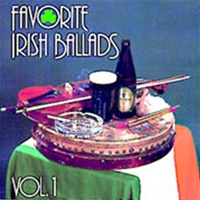 Image for Favorite Irish Ballads, Vol. 1