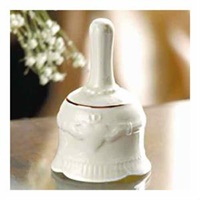 Image for Belleek Claddagh Make-Up Bell