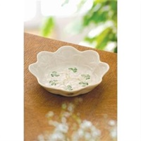 Image for Belleek Shamrock Sweet Dish