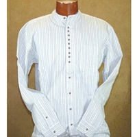 Image for Irish Grandfather Stripe Shirt