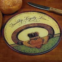 Image for Claddagh Cutting Board