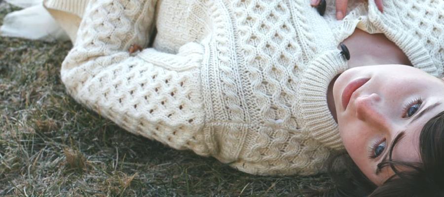 Tipperary Irish Sweater Girl
