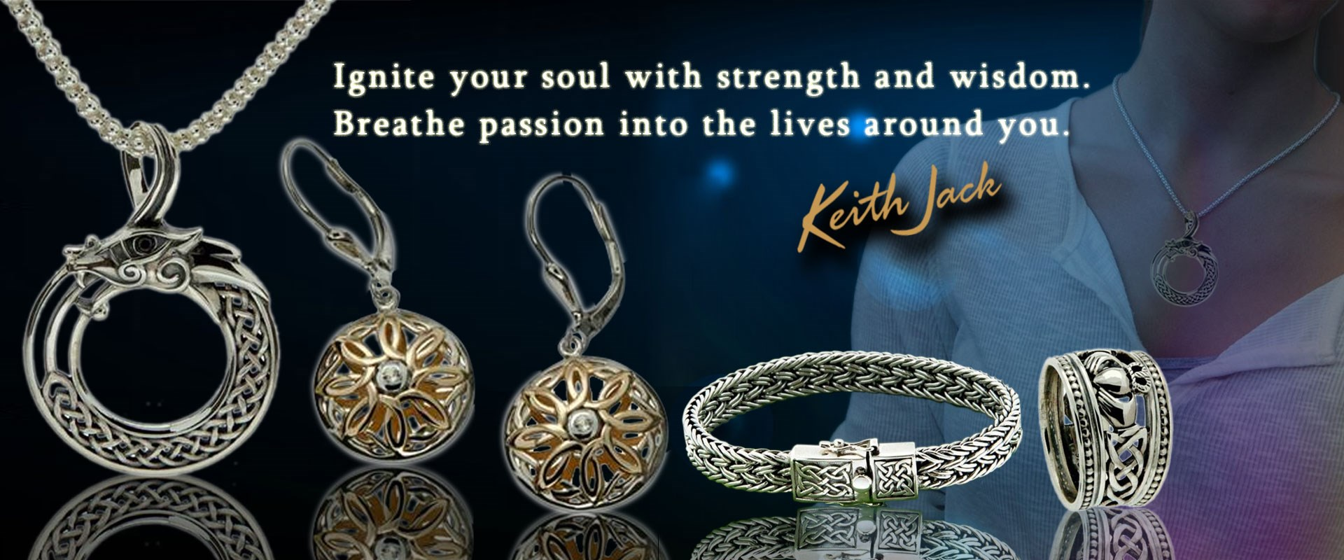 Keith Jack Jewelry at Tipperary